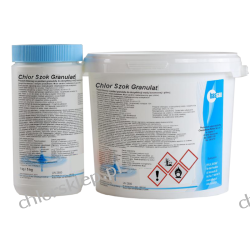 Chlor-Szok Granulat 1 kg