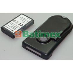 Nokia 6630 / BL-5C  1800mAh 6.7Wh Li-Ion 3,7V powiększony czarny (Batimex)...