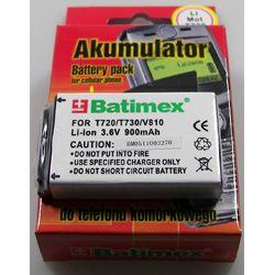 Motorola T720 / T730 / V810 900mAh Li-Ion 3.6V (Batimex)...