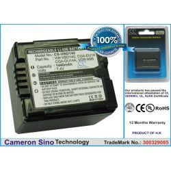 Panasonic VW-VBD140 1440mAh  Li-Ion 7.4V (Cameron Sino)...