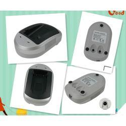 Fuji NP-120 ładowarka 230V z wymiennym adapterem (gustaf)...