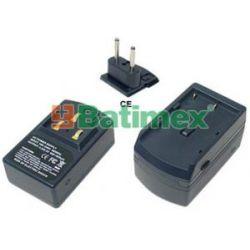 Minolta NP-400 ładowarka ACMPE z wymiennym adapterem (Batimex)...