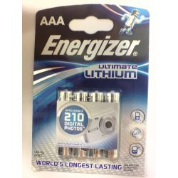 Baterie AAA Energizer Ultimate Lithium...