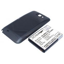 Samsung Galaxy Note II / EB595675LU 6200mAh 22.94Wh Li-Ion 3.7V powiększony szary (Cameron Sino)...