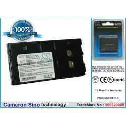 SonyNP-55 2100mAh Ni-MH 6.0V (Cameron Sino)...