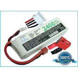 2400mAh Li-Polymer 11.1V 3S 30C (Cameron Sino)...