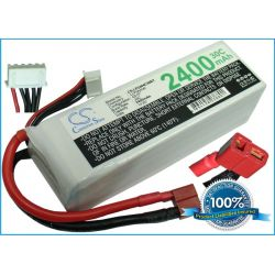 2400mAh Li-Polymer 14.8V 4S 30C (Cameron Sino)...