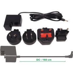Ładowarka podróżna Casio AD-C40 4.5V-2.0A, 9.0W (Cameron Sino)...