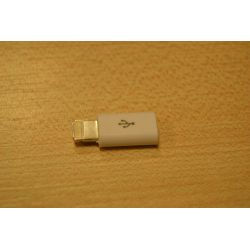 Adapter micro USB-> iPhone 5 8-Pin Lightning (gustaf)...