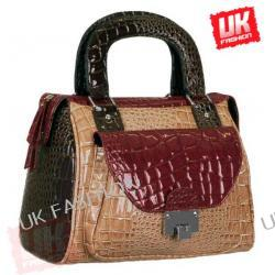 LOOLI - torebka - kufer, niepowtarzalna i stylowa.