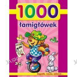 1000 łamigłówek - Maja Kowalska