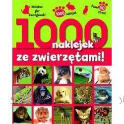 1000 naklejek ze zwierzętami!