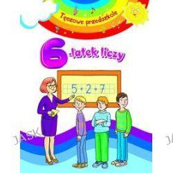 6-latek liczy. Tęczowe przedszkole
