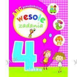 ABC przedszkolaka. Wesołe zadania 4-latka - Elżbieta Lekan