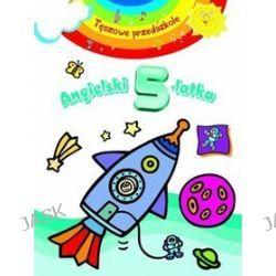 Angielski 5-latka. Tęczowe przedszkole - Anna Wiśniewska