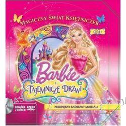 Barbie i tajemnicze drzwi (druk/DVD)
