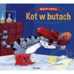 Bajeczki malucha. Kot w butach - Agnieszka Bator