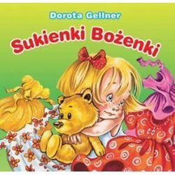 Biblioteczka niedźwiadka. Sukienki Bożenki - Dorota Gellner