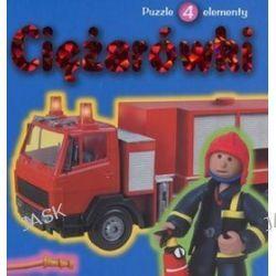 Ciężarówki. Książka z puzzlami - Manuela Martin