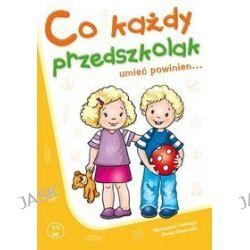 Co każdy przedszkolak umieć powinien? - Dorota Krassowska