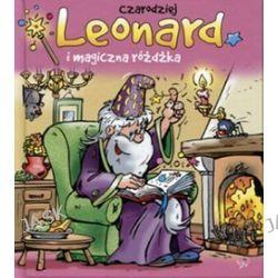 Czarodziej Leonard i magiczna różdżka - John Ivens