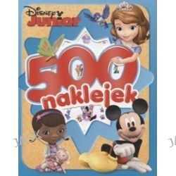 Disney Junior. 500 naklejek