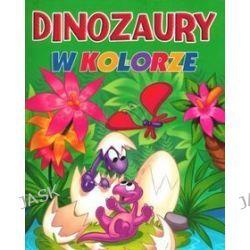 Dinozaury w kolorze. Zeszyt 1 - Krzysztof M. Wiśniewski