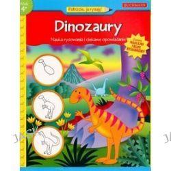 Dinozaury. Nauka rysowania i ciekawe opowiadania - Jenna Winterberg