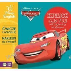 Disney English. Disney Auta. English and fun with Lightning McQueen