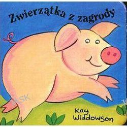 Zwierzątka z zagrody. Kostka - Kay Widdowson