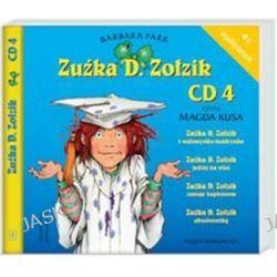 Zuźka D. Zołzik 4 - książka audio na CD (CD) - Barbara Park, Barbara Park