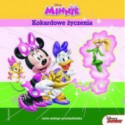 Disney Minnie. Kokardowe życzenia -