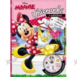 Disney Minnie. Ubieranki + 130 naklejek