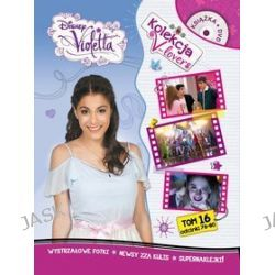 Disney Violetta. Kolekcja V-Lovers. Tom 16 + DVD (druk/DVD)