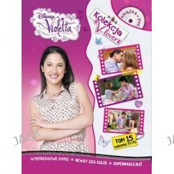 Disney Violetta. Kolekcja V-Lovers. Tom 15 + DVD (druk/DVD)