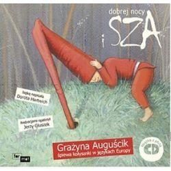 Dobrej nocy i sza (druk/CD) - Dorota Hartwich