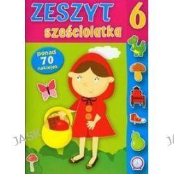 Zeszyt sześciolatka 6 - Mirella Hess-Remuszko