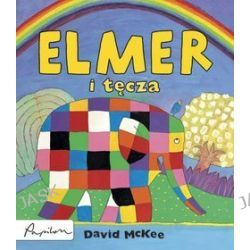 Elmer i tęcza - David McKee