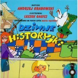 Dziwne historyjki + CD - Andrzej Grabowski