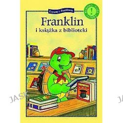 Franklin i książka z biblioteki - Brenda Clark