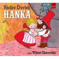 Hanka - książka audio na CD - Vaclav Ctvrtek