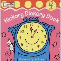Hickory dickory dock - Jo  Brown