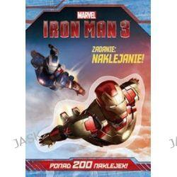 Iron Man 3. Zadanie naklejanie!