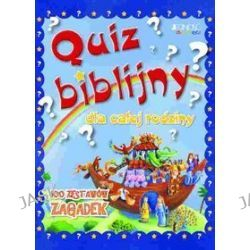 Jedność dla dzieci. Quiz biblijny dla całej rodziny. 100 zestawów zagadek - Vic Parker