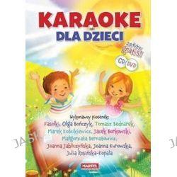 Karaoke dla dzieci + CD + DVD (druk/CD) -