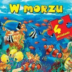 W morzu. 4 układanki - Anna Wiśniewska,