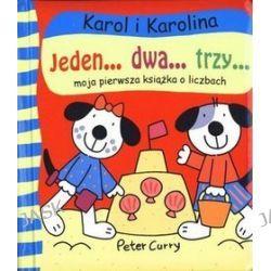 Karol i Karolina. Jeden... dwa... trzy... Moja pierwsza książka o liczbach