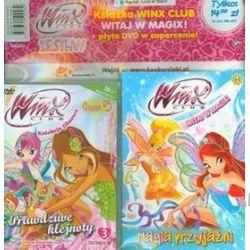 Winx Club. Zestaw. Część 1. Witaj w Magix. Magia przyjaźni/Kolekcja filmowa. Prawdziwe klejnoty DVD (druk/DVD)