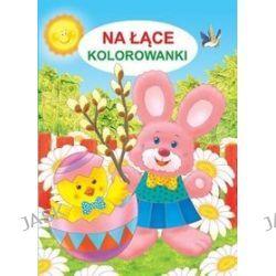 Kolorowanki. Na łące - Jarosław Żukowski