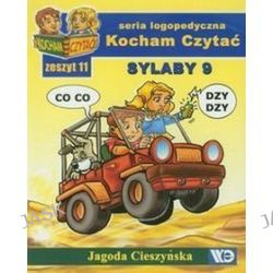 Kocham Czytać Zeszyt 11 Sylaby 9 - Jagoda Cieszyńska